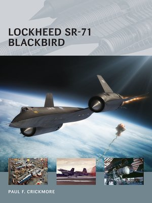 cover image of Lockheed SR-71 Blackbird