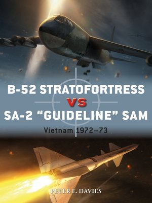 "cover image of B-52 Stratofortress vs SA-2 ""Guideline"" SAM"