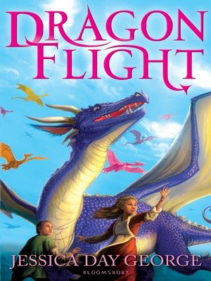 cover image of Dragon Flight