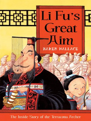cover image of Li Fu's Great Aim