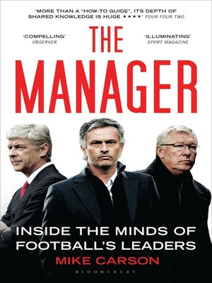 cover image of The Manager