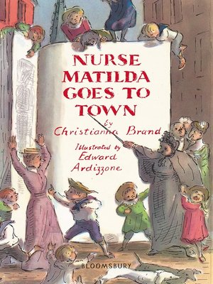 cover image of Nurse Matilda Goes to Town