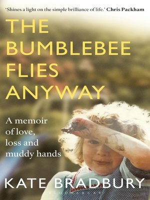 cover image of The Bumblebee Flies Anyway