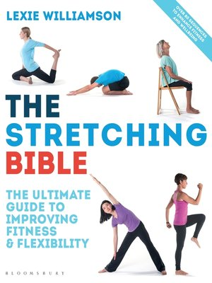 cover image of The Stretching Bible