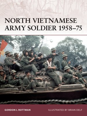 cover image of North Vietnamese Army Soldier 1958–75