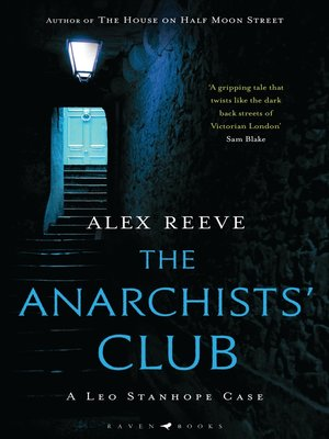 cover image of The Anarchists' Club