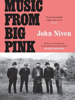 cover image of Music From Big Pink