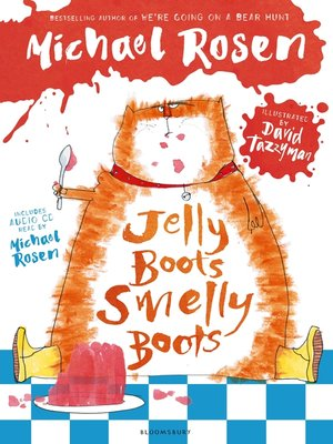 cover image of Jelly Boots, Smelly Boots