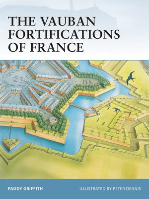 cover image of The Vauban Fortifications of France