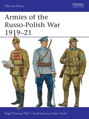cover image of Armies of the Russo-Polish War 1919-21