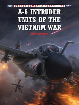 cover image of A-6 Intruder Units of the Vietnam War