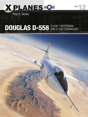 cover image of Douglas D-558