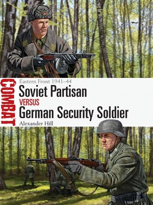 cover image of Soviet Partisan vs German Security Soldier