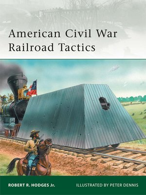 cover image of American Civil War Railroad Tactics