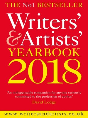 cover image of Writers' & Artists' Yearbook 2018