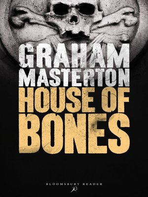 cover image of House of Bones