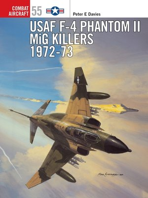 cover image of USAF F-4 Phantom II MiG Killers 1972–73