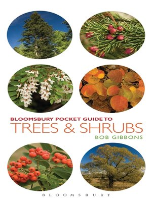 cover image of Pocket Guide to Trees and Shrubs