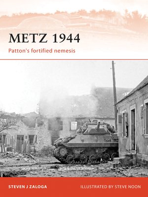 cover image of Metz 1944