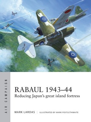 cover image of Rabaul 1943–44
