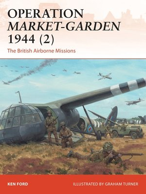cover image of Operation Market-Garden 1944 (2)