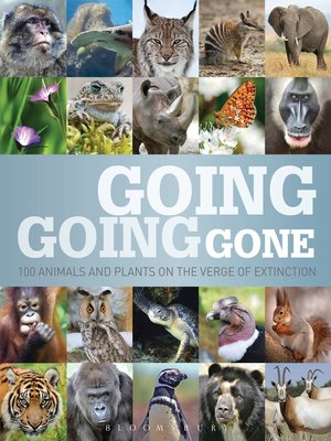 cover image of Going, Going, Gone