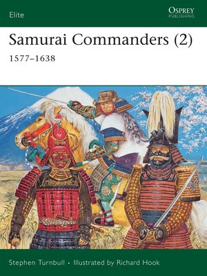 cover image of Samurai Commanders (2)