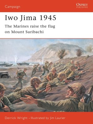 cover image of Iwo Jima 1945