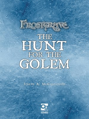 cover image of Hunt for the Golem