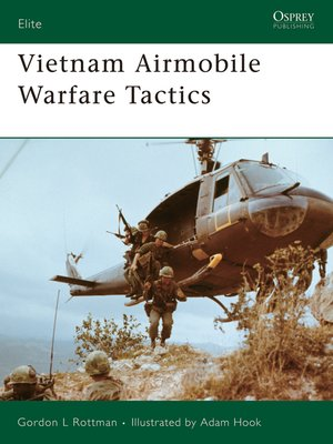 cover image of Vietnam Airmobile Warfare Tactics