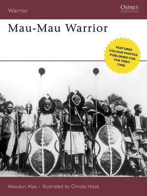 cover image of Mau-Mau Warrior