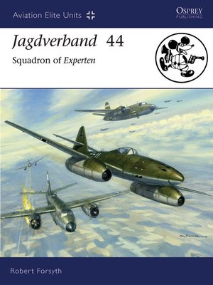 cover image of Jagdverband 44