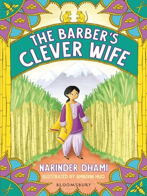 cover image of The Barber's Clever Wife