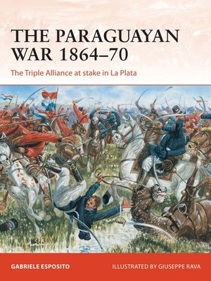 cover image of The Paraguayan War 1864–70