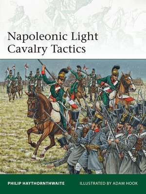 cover image of Napoleonic Light Cavalry Tactics
