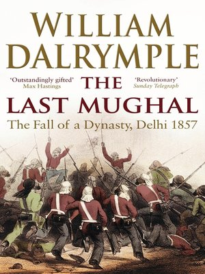 cover image of The Last Mughal
