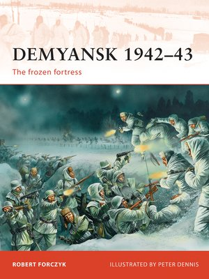 cover image of Demyansk 1942–43