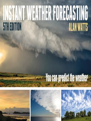 cover image of Instant Weather Forecasting