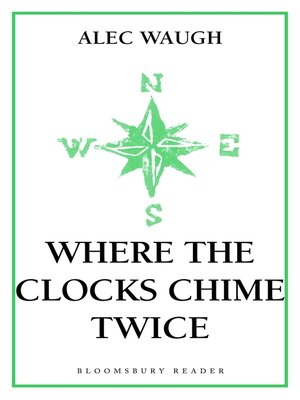 cover image of Where the Clocks Chime Twice