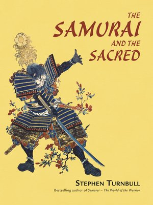 cover image of The Samurai and the Sacred