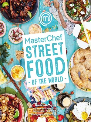 cover image of MasterChef