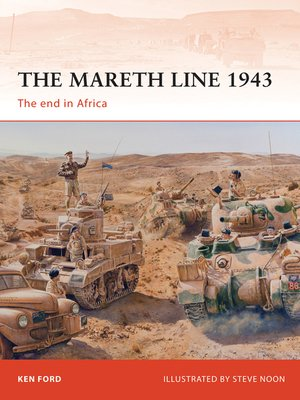 cover image of The Mareth Line 1943
