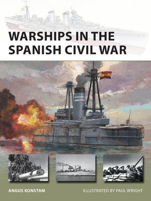 cover image of Warships in the Spanish Civil War