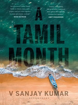 cover image of A Tamil Month