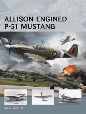 cover image of Allison-Engined P-51 Mustang
