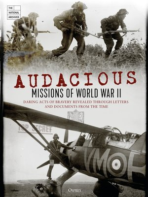 cover image of Audacious Missions of World War II