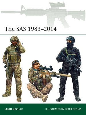 cover image of The SAS 1983–2014