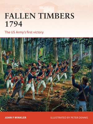 cover image of Fallen Timbers 1794