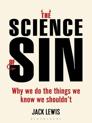 cover image of The Science of Sin