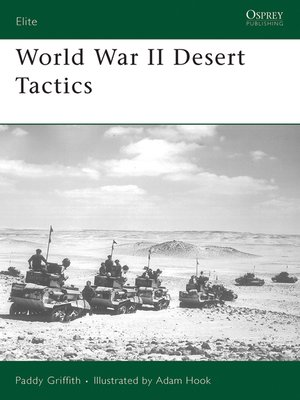 cover image of World War II Desert Tactics